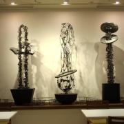 松田 郁美|3つの上昇|2012
