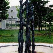 佐々木けいし|札幌小噴水モニュメント|1994