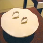 浅川美緒 | 指輪・町並み(W・M) | 2008