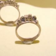 浅川美緒 | 指輪・町並み(W) | 2008