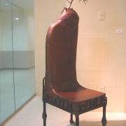 浅川美緒 | 私椅子 | 2008